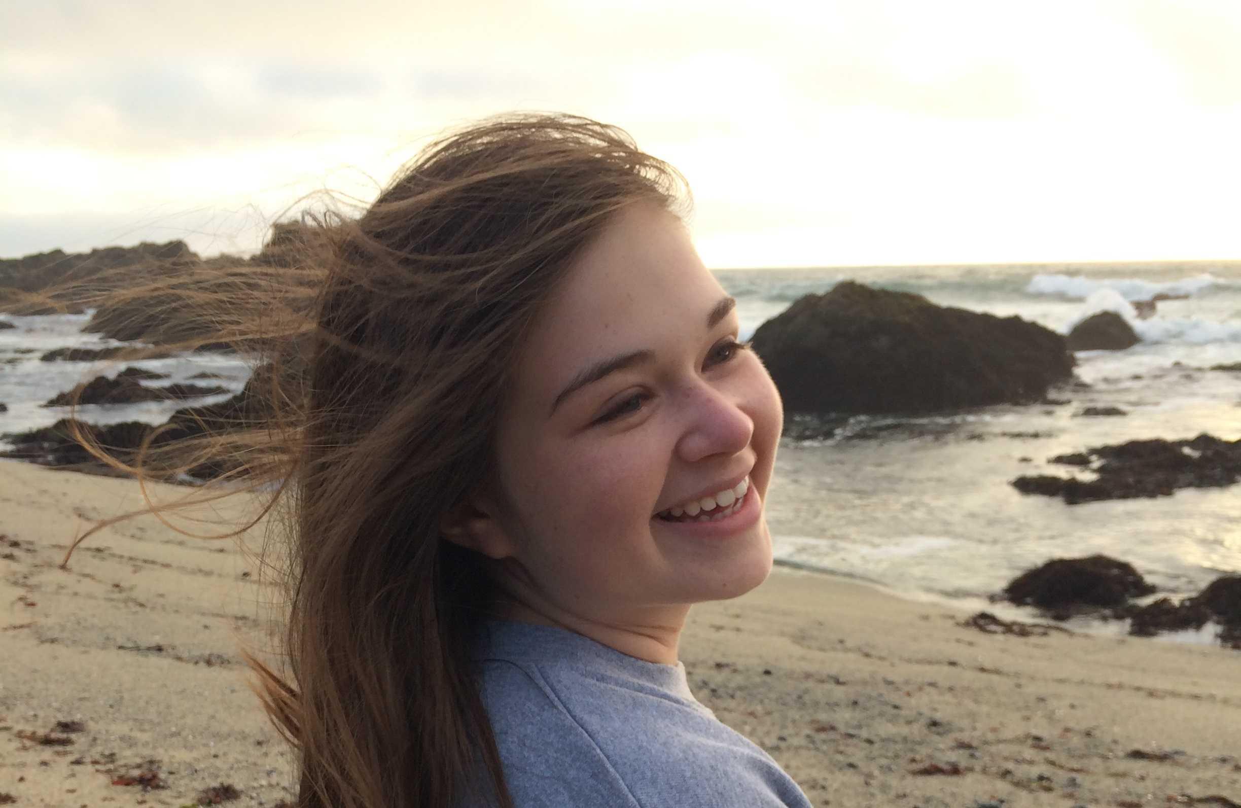 A balancing act: junior Jenna Marvet on putting herself first