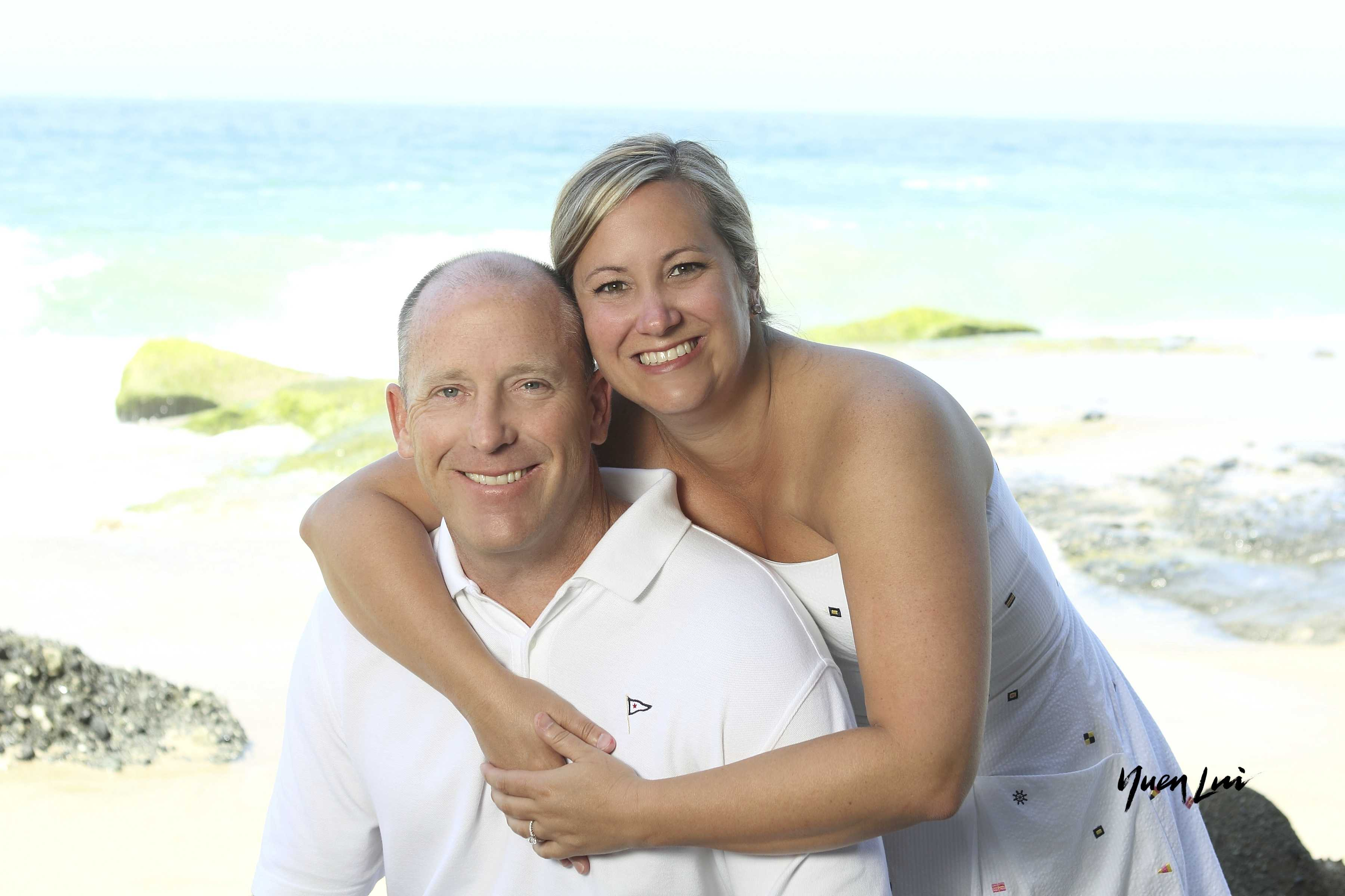 Slow steps: guidance counselor Challis Michael on finding hope through a loved one's cancer battle