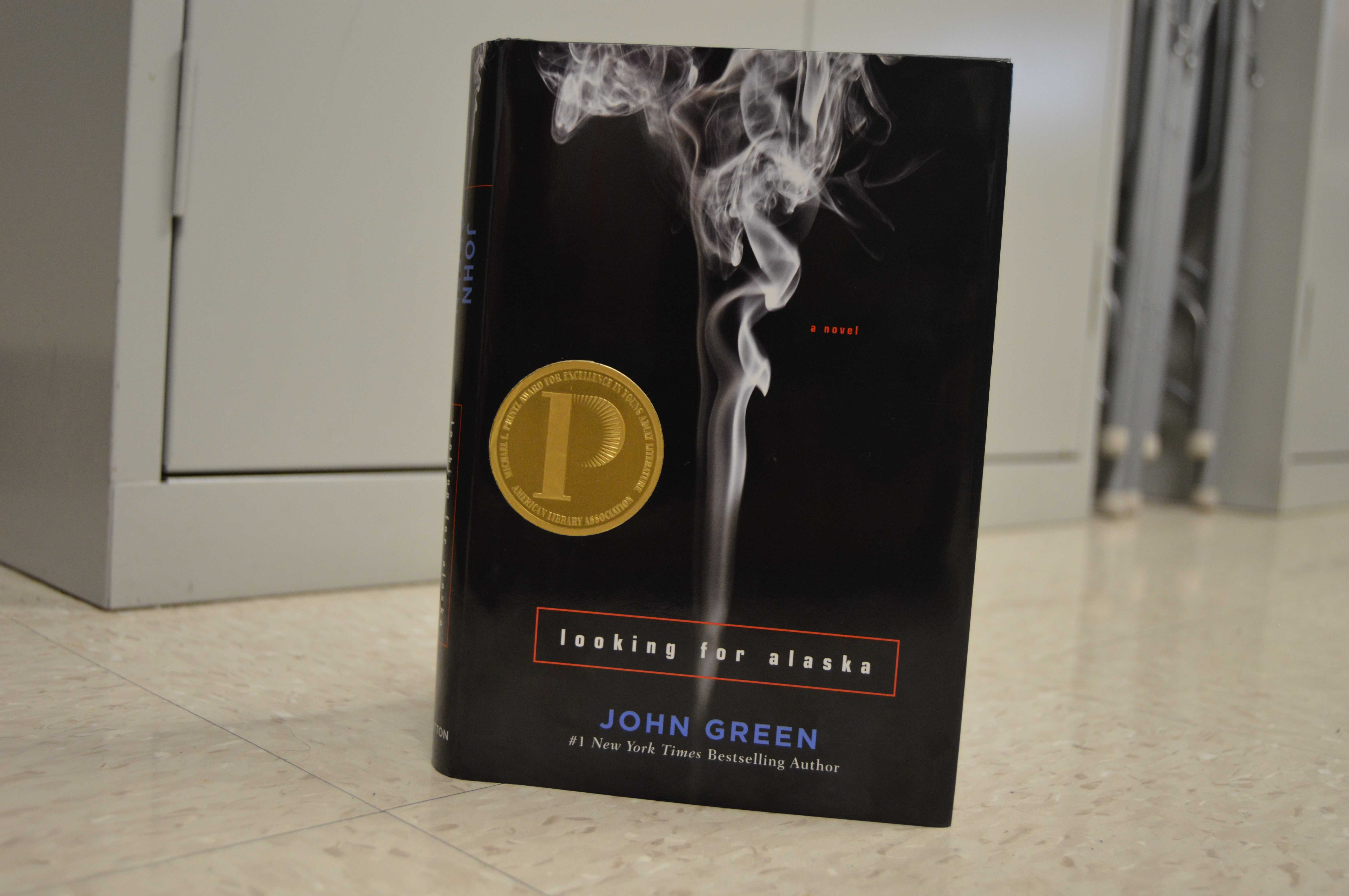 Banned book review: Looking for Alaska
