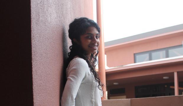 Senior Priya  Thomas becomes a National YoungArts  Finalist