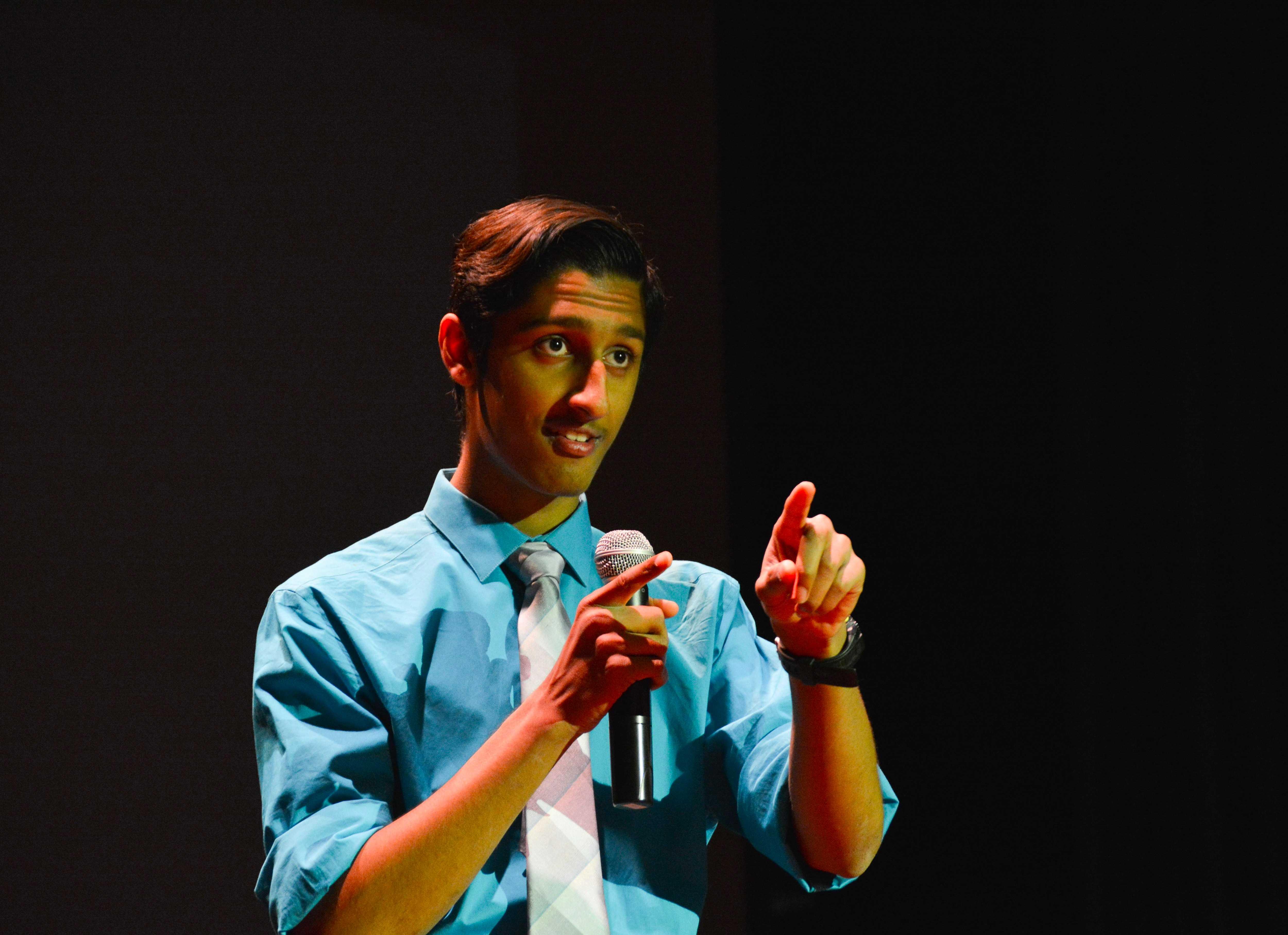 Advait Arun: School Board Representative