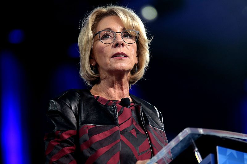 Confirmation of DeVos may have consequences for PAUSD