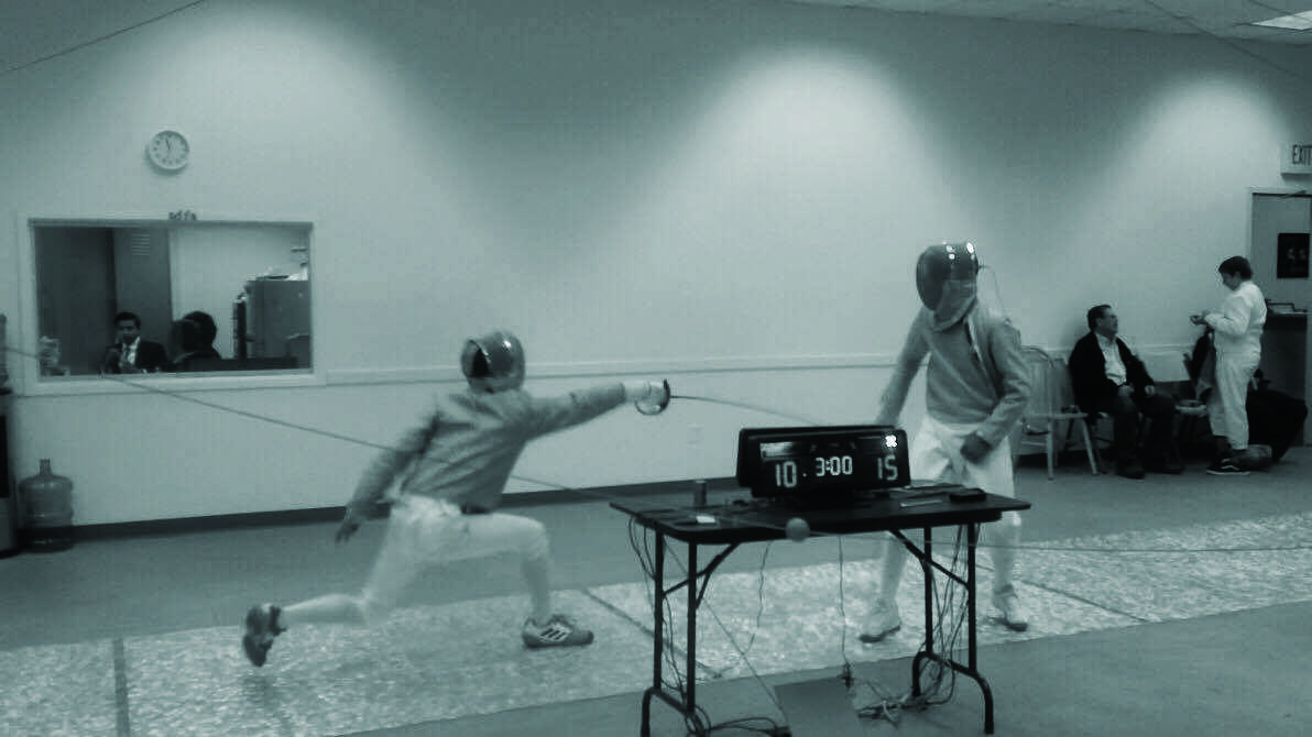 Students Participate in Unconventional Sports: Fencing