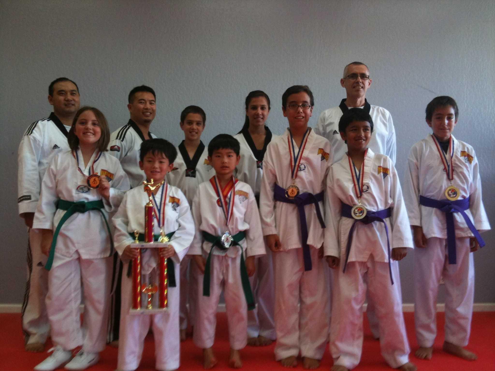 Taekwondo provides Freshman Elijah Schacter chance to embrace culture