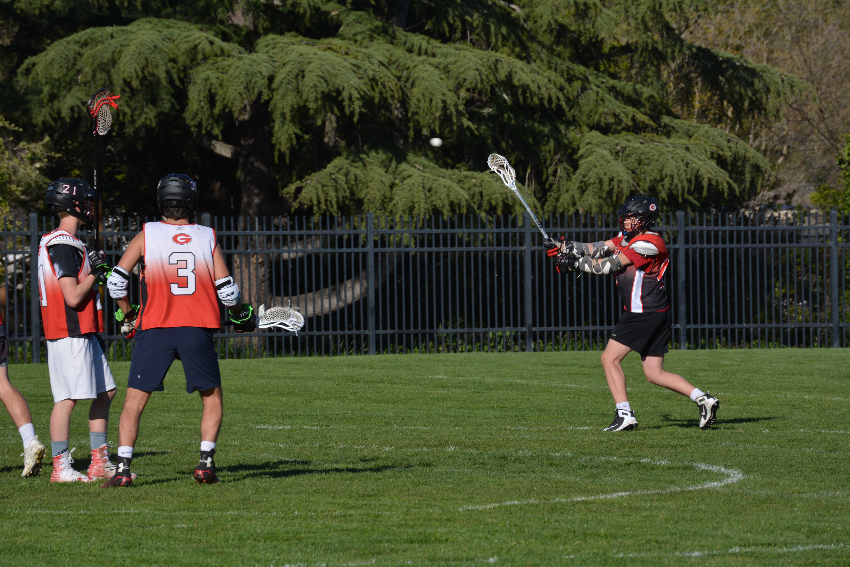 Spring athletes strive for wins: boys' lacrosse