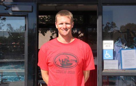 Swim coach departs Gunn to test new waters