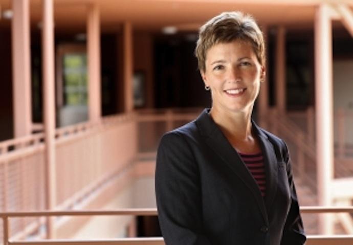 Gunn welcomes Principal Dr. Denise Herrmann