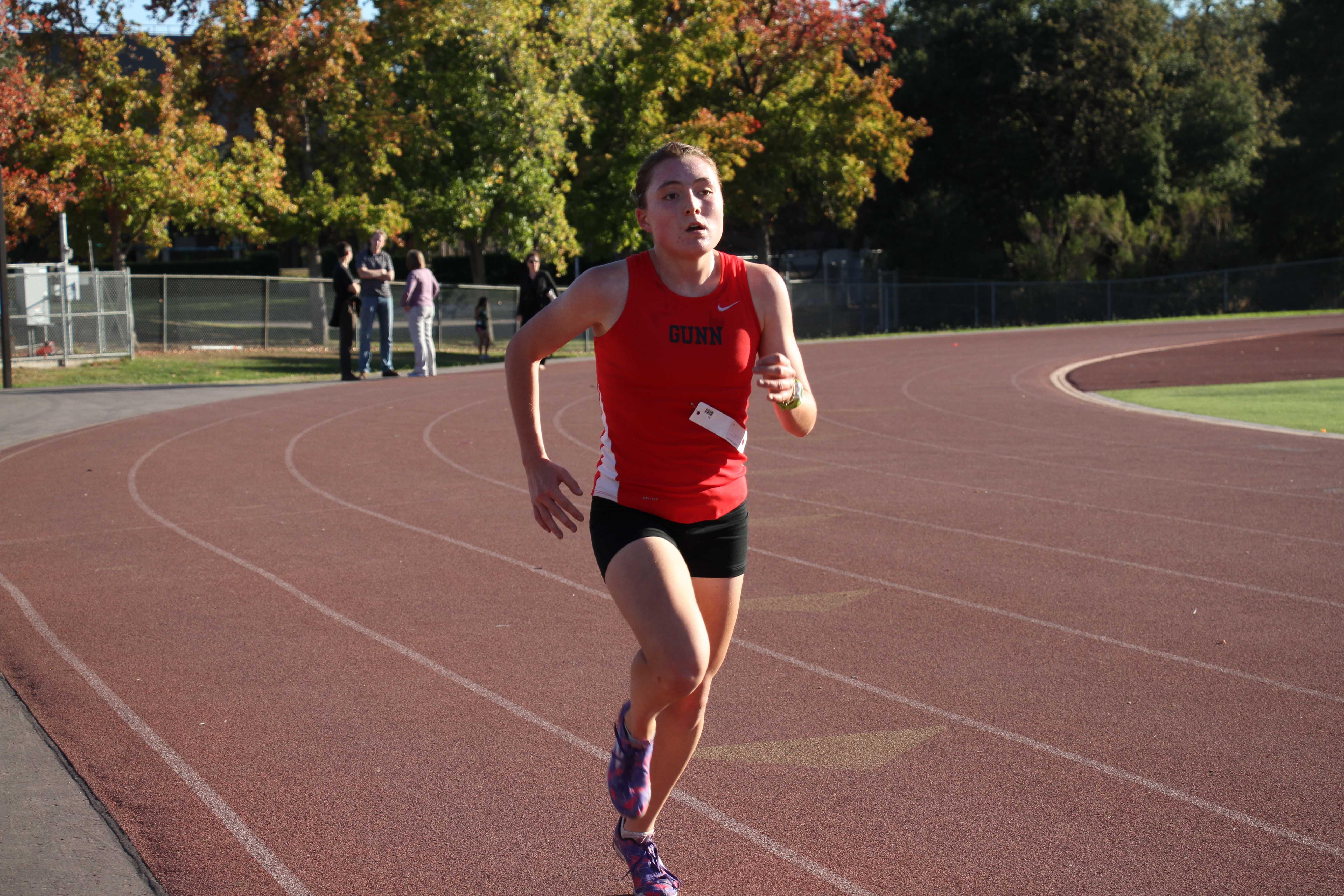 Athlete of the Month: Junior Gillian Meeks: Cross Country Runner