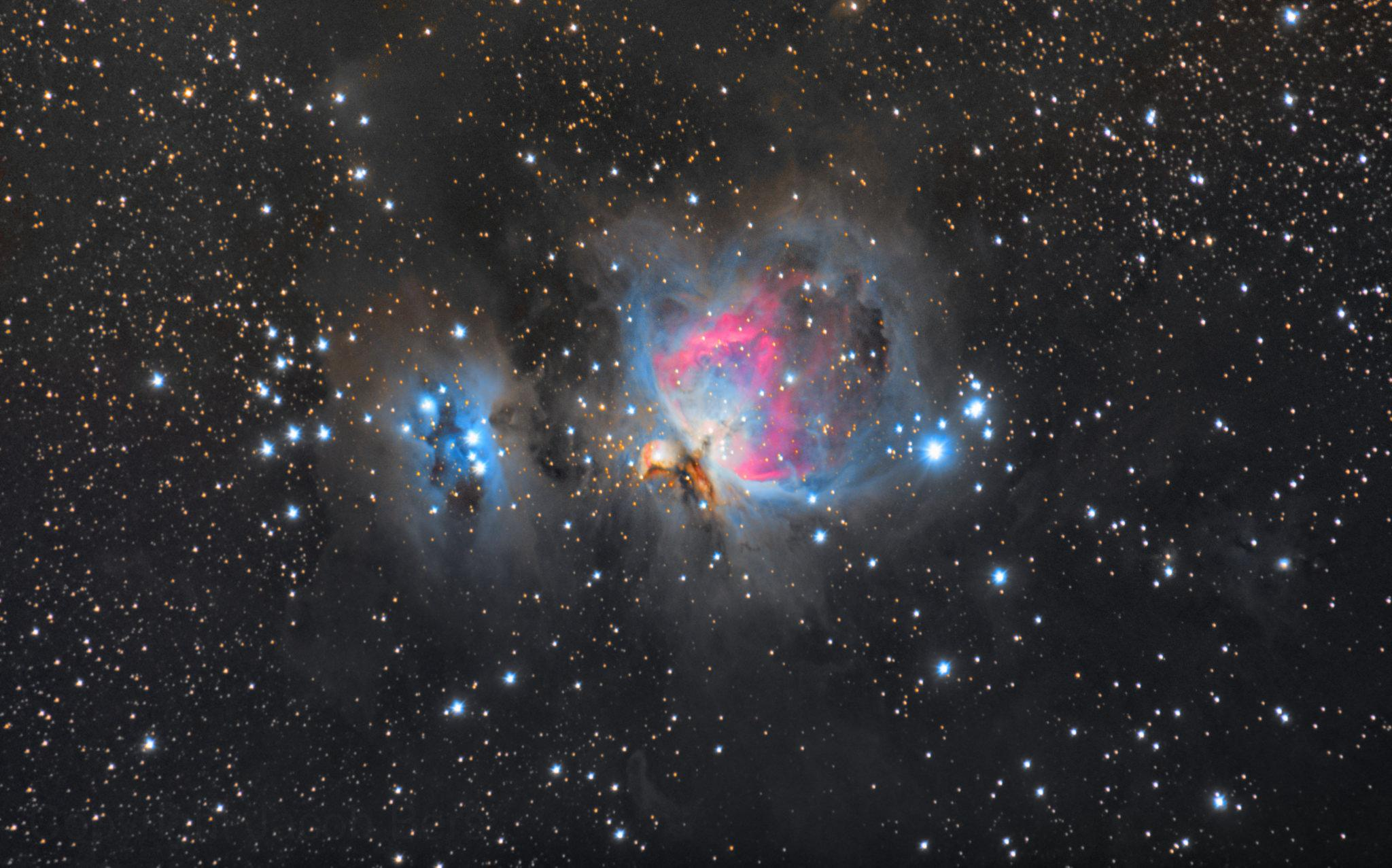 """Senior Jacob Bers's astrophotography featured at """"Point of View"""" exhibit"""