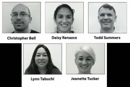 New TOSAs take on administrative, leadership tasks
