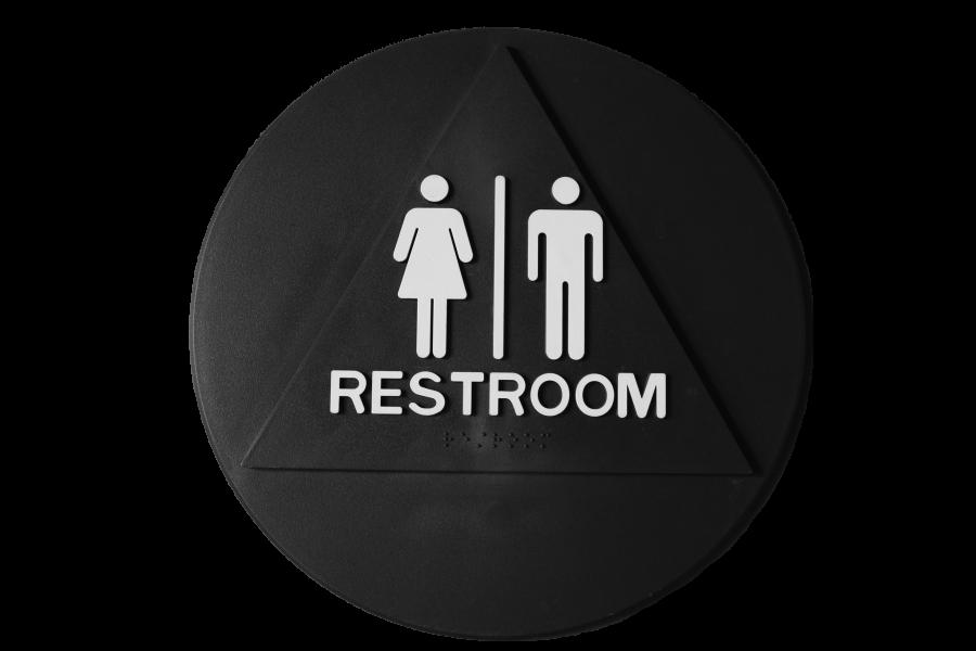 Unisex restrooms installed at Gunn