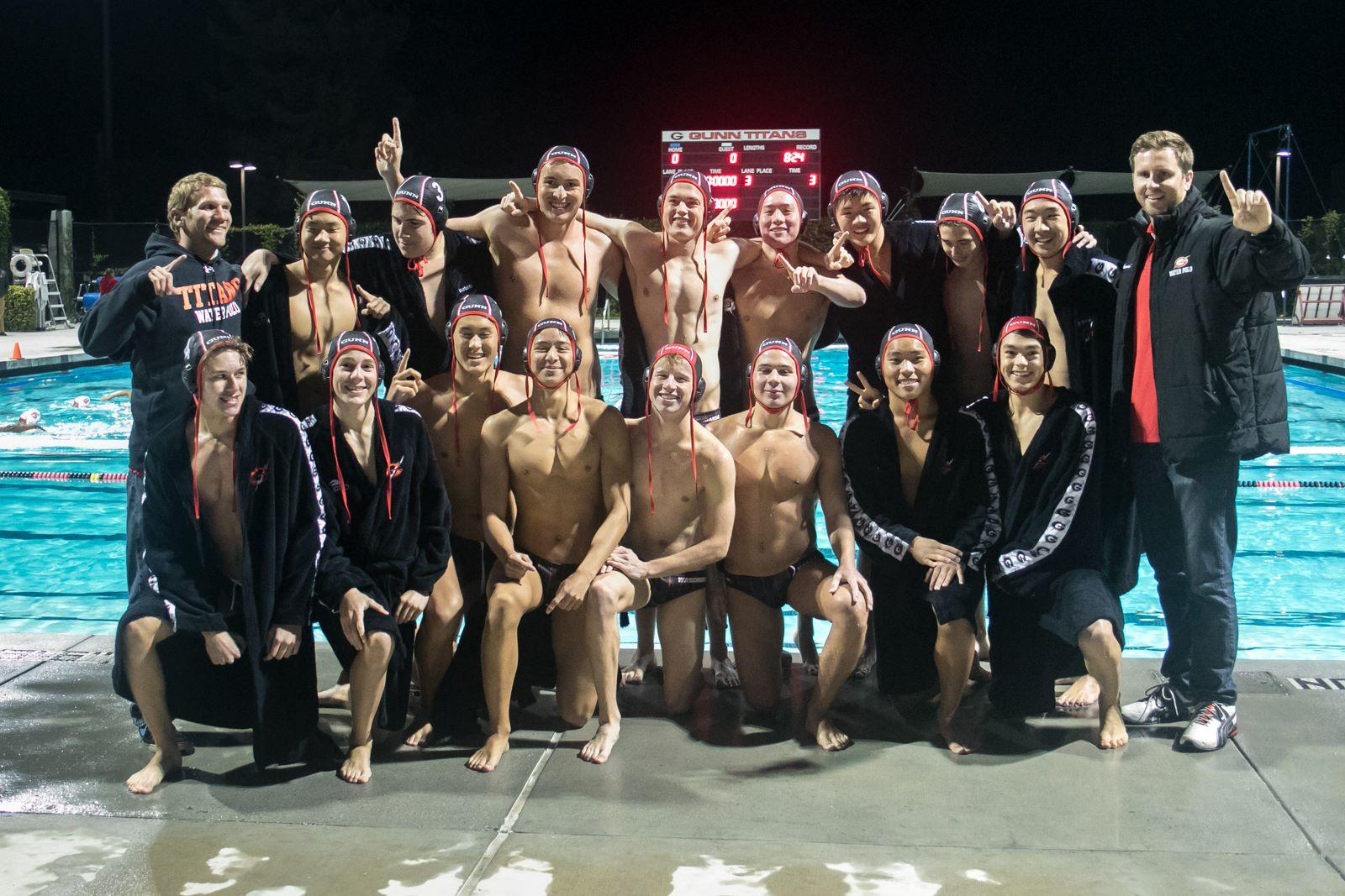December sports updates: Boys' Water Polo