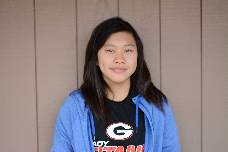 Teen innovators: freshman Amber Fu