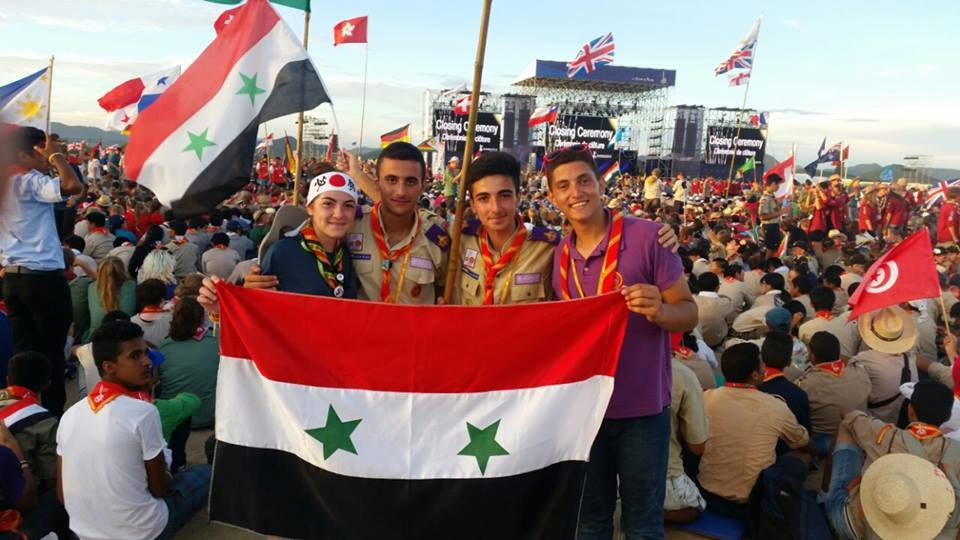 Syrian civilian provides insight, friendship for junior