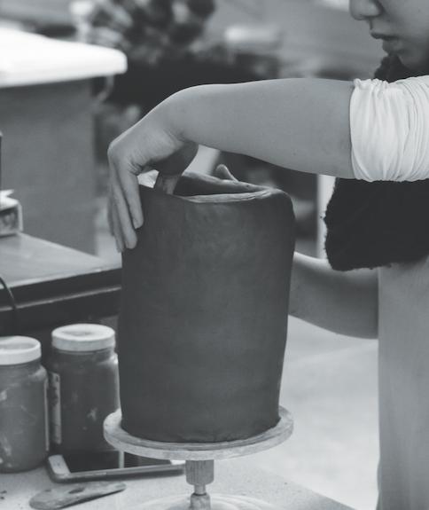 Electives promote wellness, creativity in curriculum: Ceramics