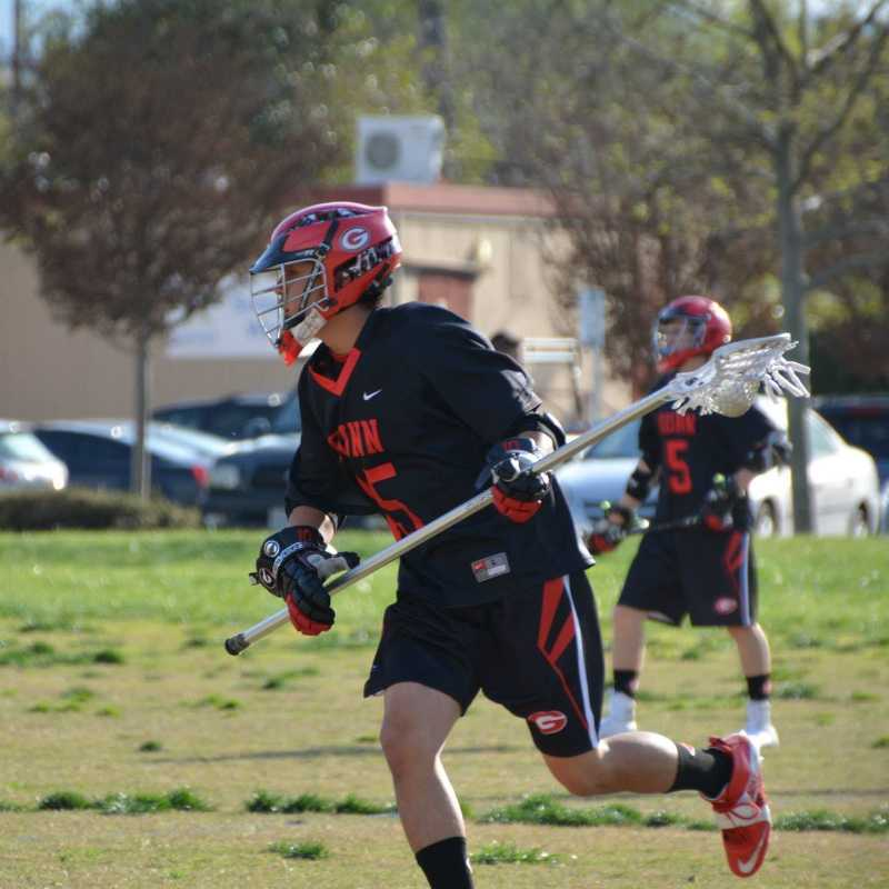 Lacrosse has helped me become a better person. Photo courtesy of Josh Spain.