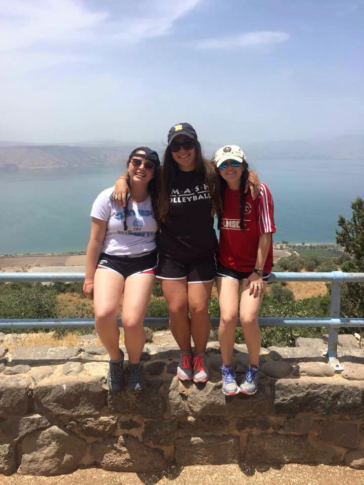 My friends on my program were extremely supportive of my desire to learn more about Israel and because they had similar passions, I was able to learn a lot from them.