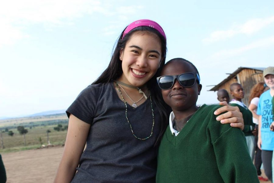 Discovering a different view: senior Jacqueline Woo finds joy from visting another country