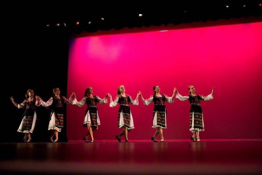 Titans connect to culture with sports: Russian traditional dance