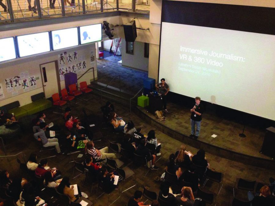 NorCal Media Day gives students the ability to explore journalistic fields