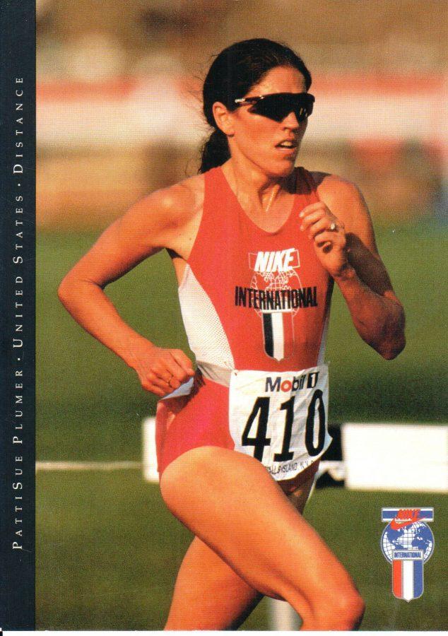 Q&A: Former Olympian PattiSue Plumer