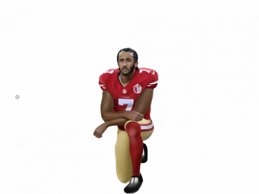 Faces+in+the+crowd%3A+Should+Kaepernick+stand+for+the+national+anthem%3F