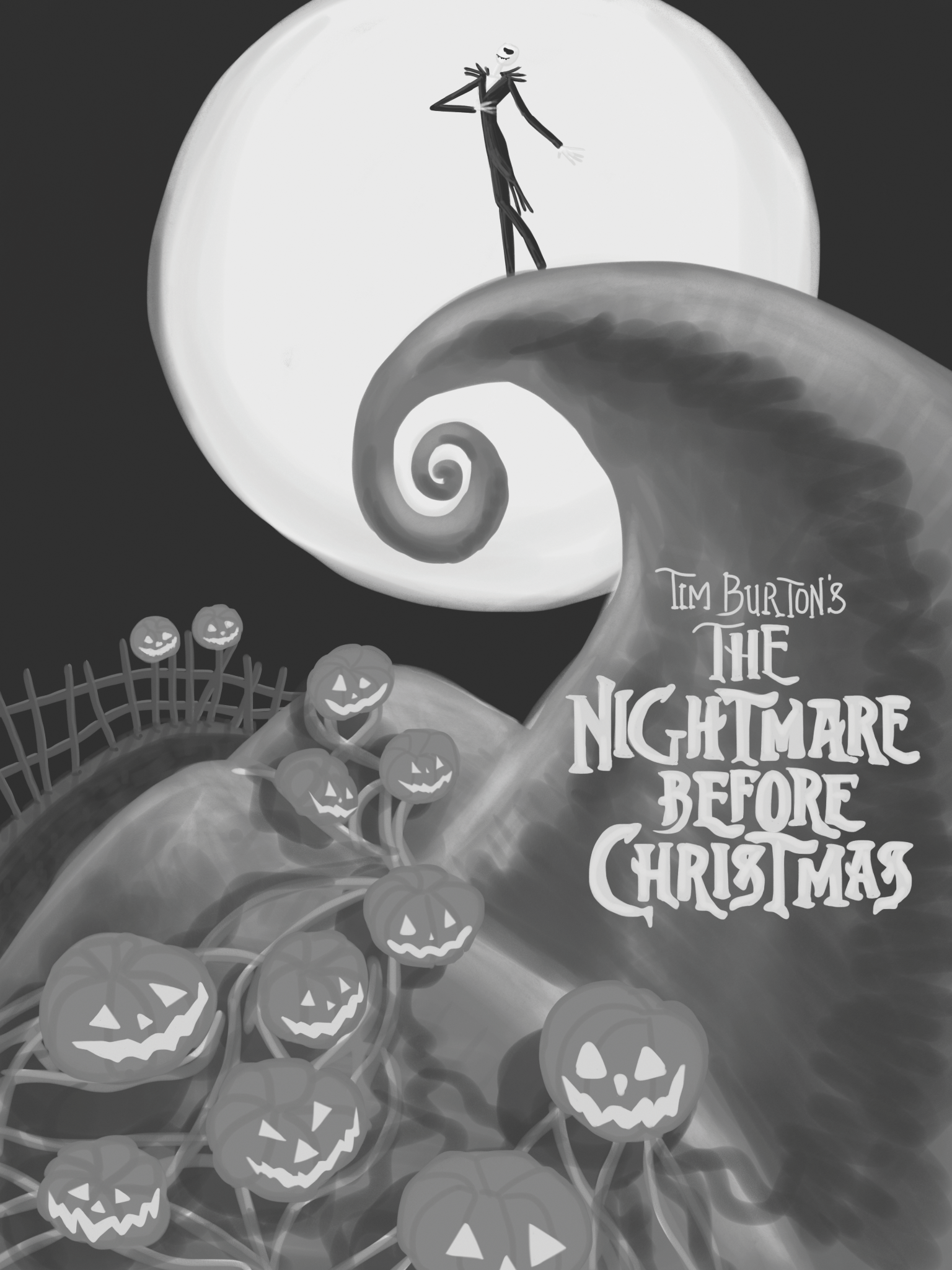 Halloween movie review: The Nightmare Before Christmas – The Oracle