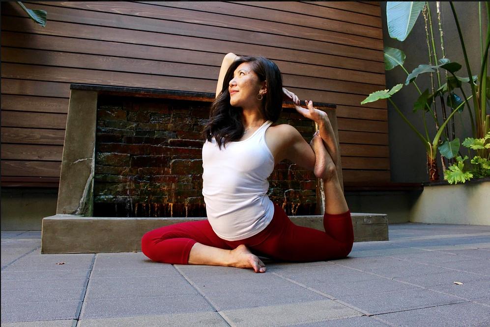 Teacher-led yoga sessions help promote mindfulness