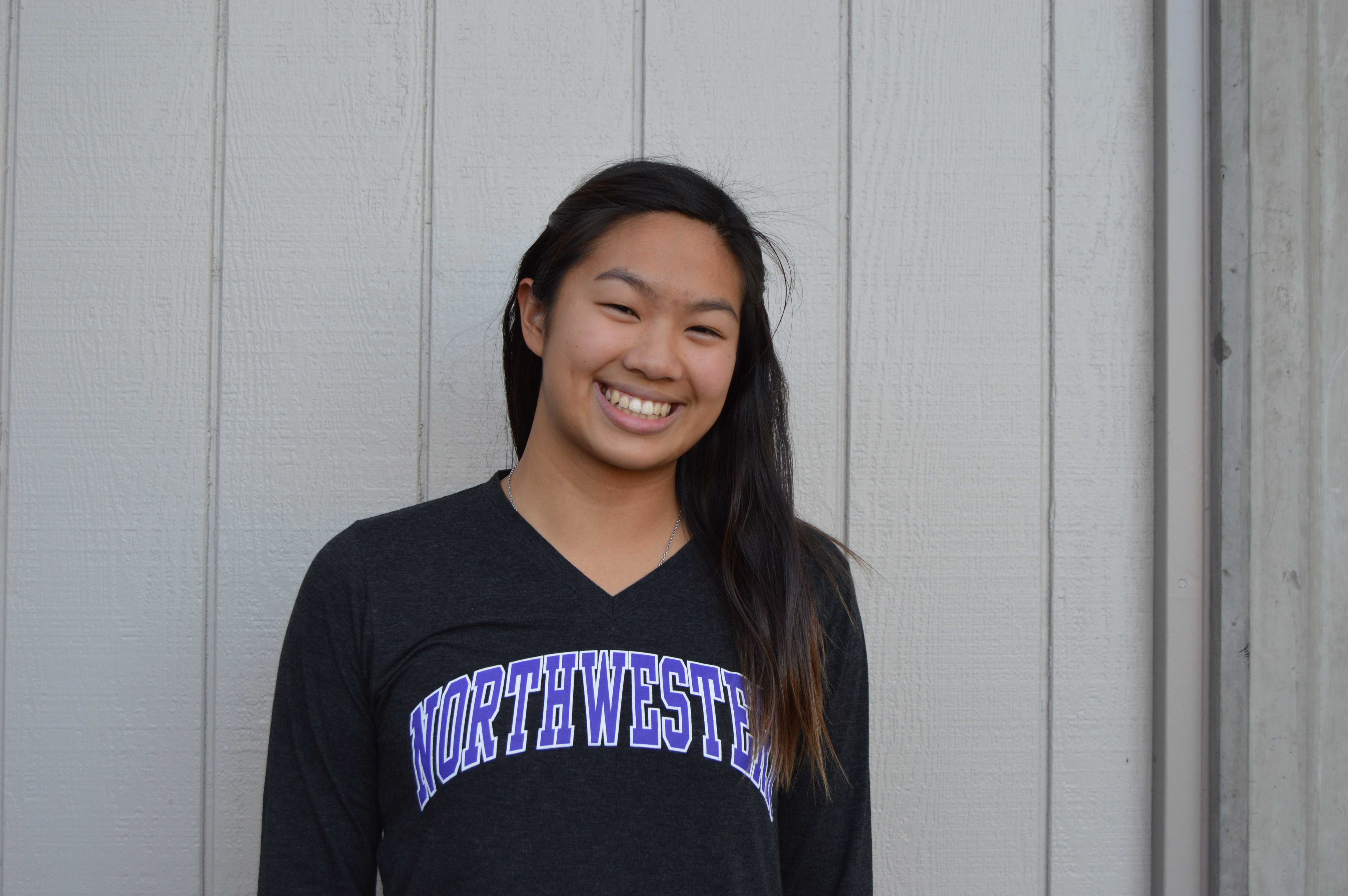 Senior athletes commit to colleges - Shaunmei Lim: Northwestern University