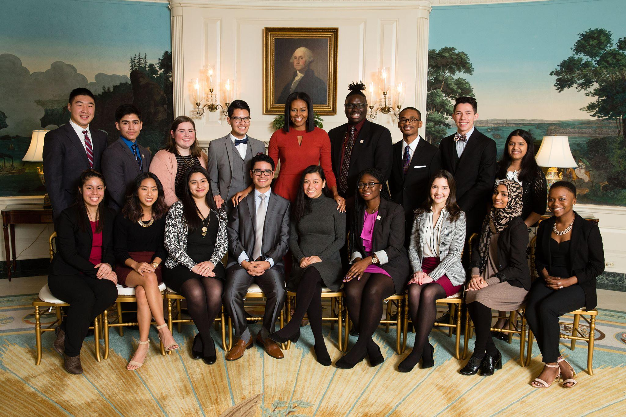 Senior Kevin Ji selected for Michelle Obama's Educational Advisory Board