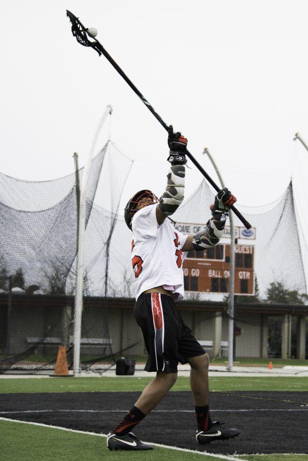 Spring sports race through the start of their season: Boys Lacrosse