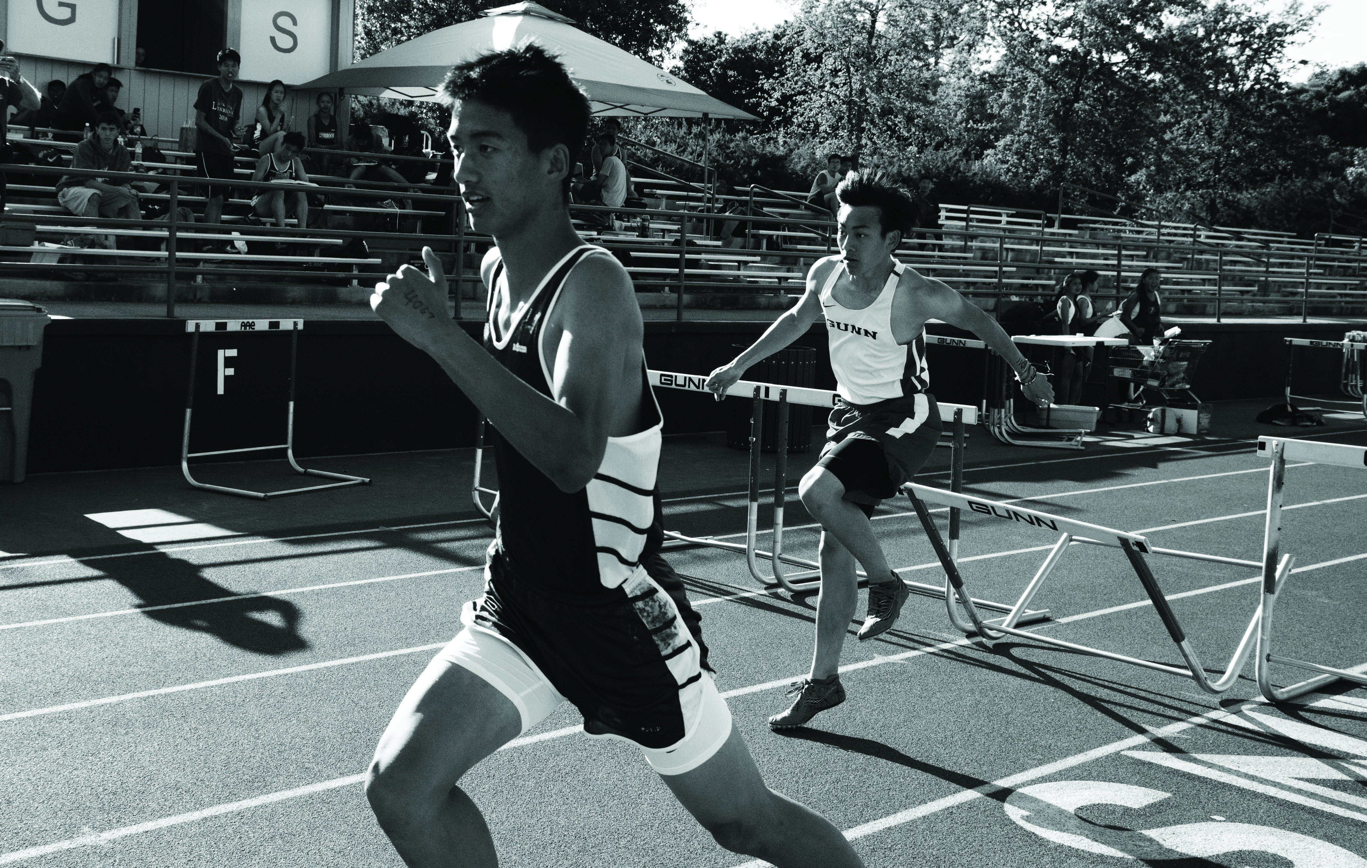 Spring sports race through the start of their season: Track and Field