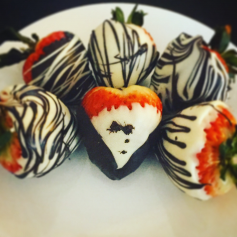 Chocolated Dipped Strawberries