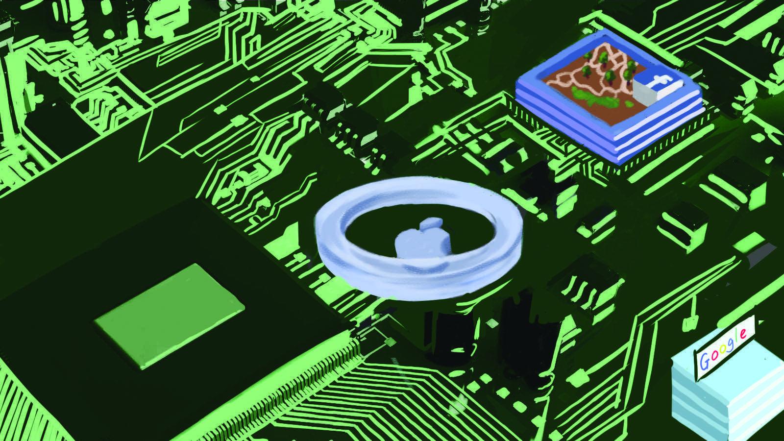 Silicon built innovation foundation