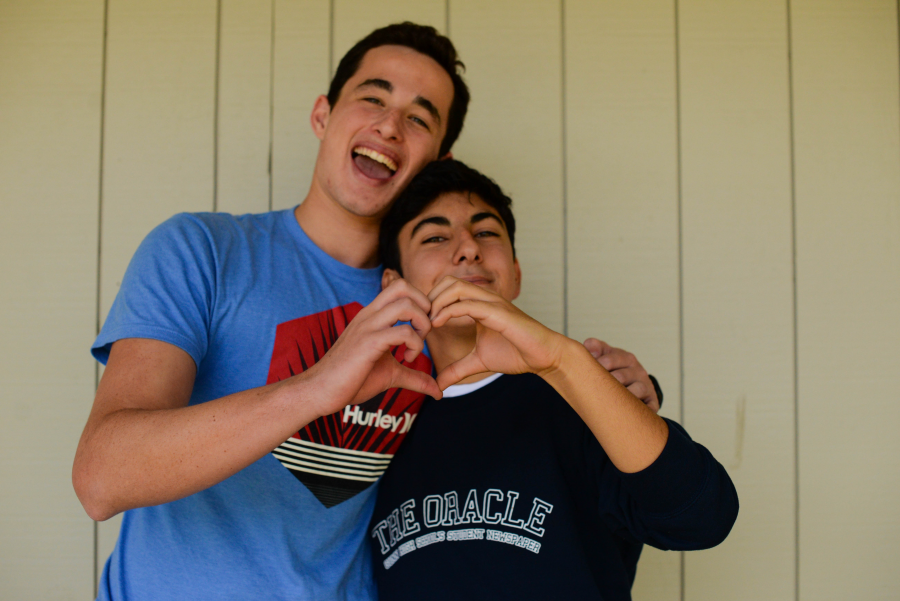 Meet the best friends on The Oracle: Jack and Ryan