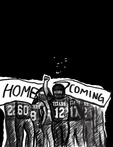 football homecoming