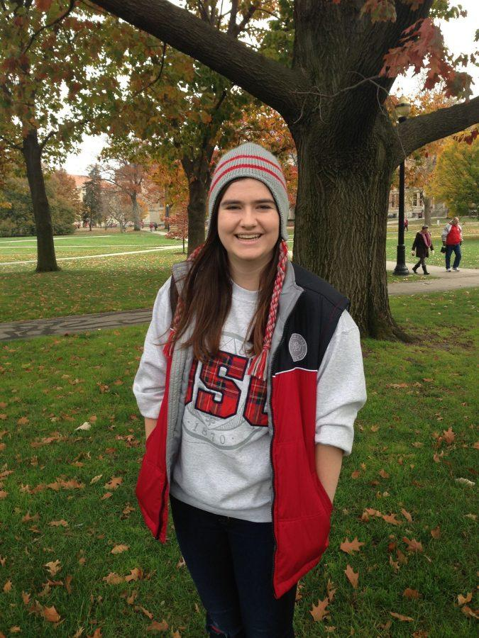 Students celebrate Thanksgiving with unique traditions: Maddy Kaplan