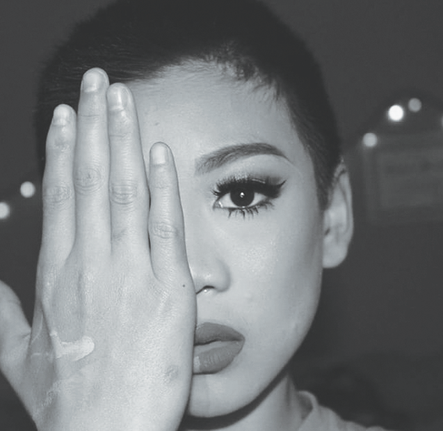 Students express themselves through makeup: Ben Truong