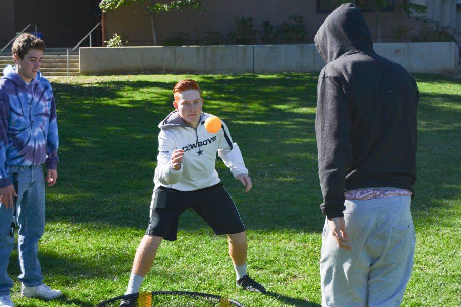 Unconventional Sports: Spikeball