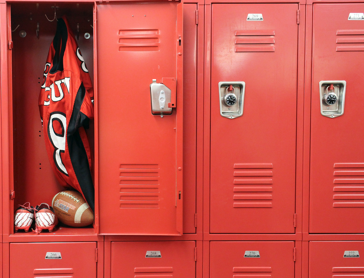 Administration Investigates School Locker Room Thefts