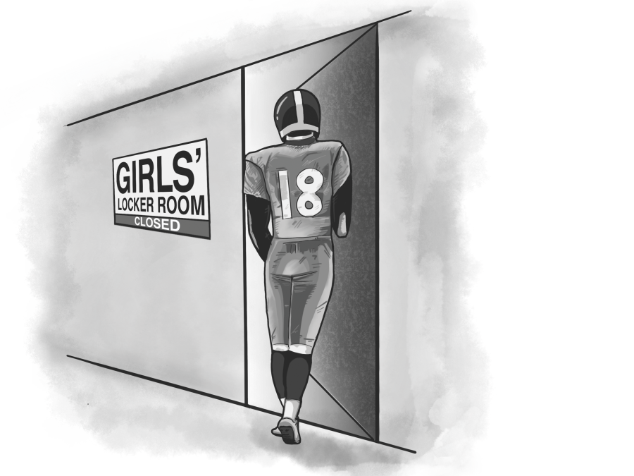 Athletics+department%2C+administration+respond+to+complaints+about+girls%E2%80%99+locker+room+closure