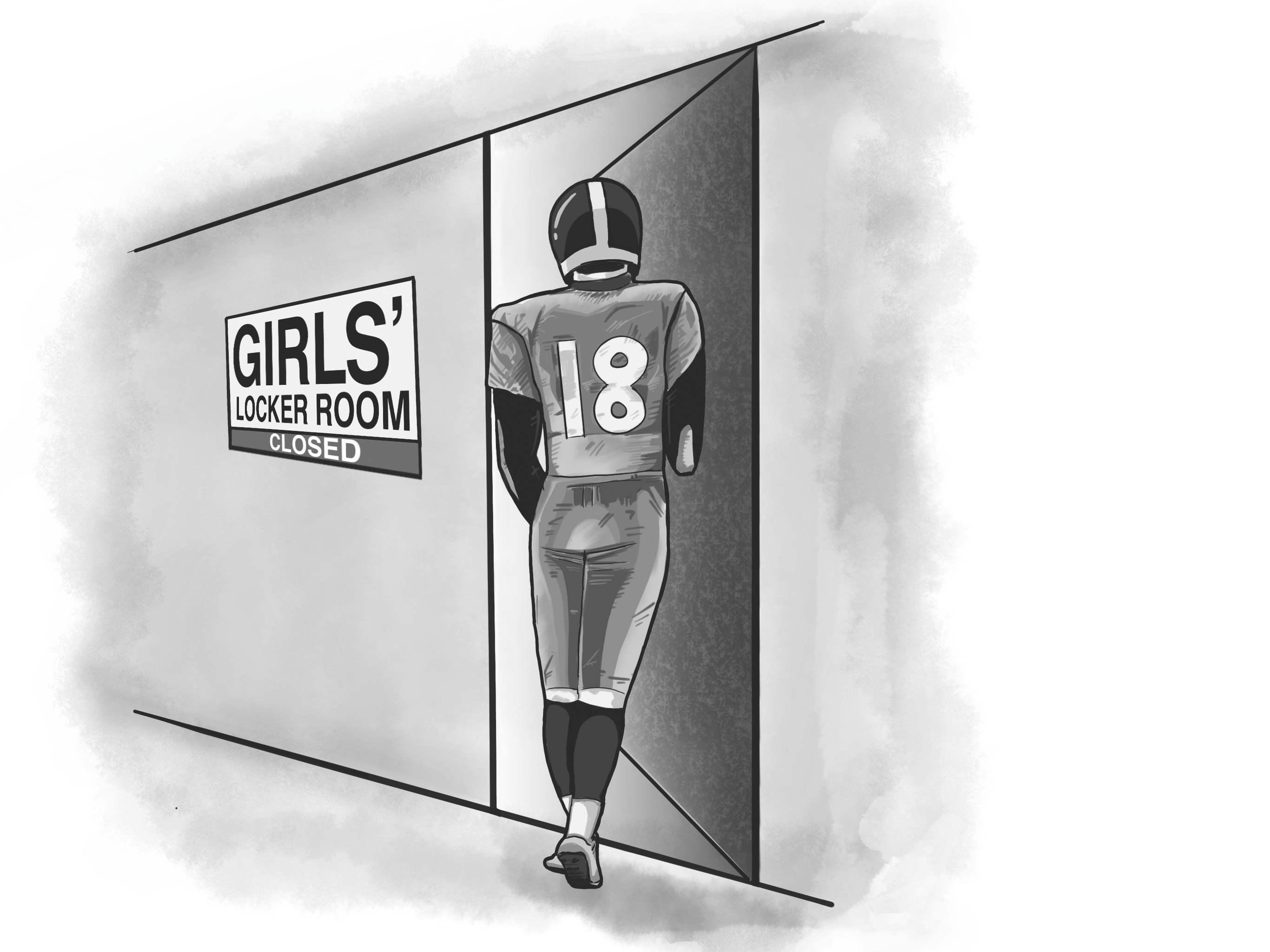 Athletics department, administration respond to complaints about girls' locker room closure