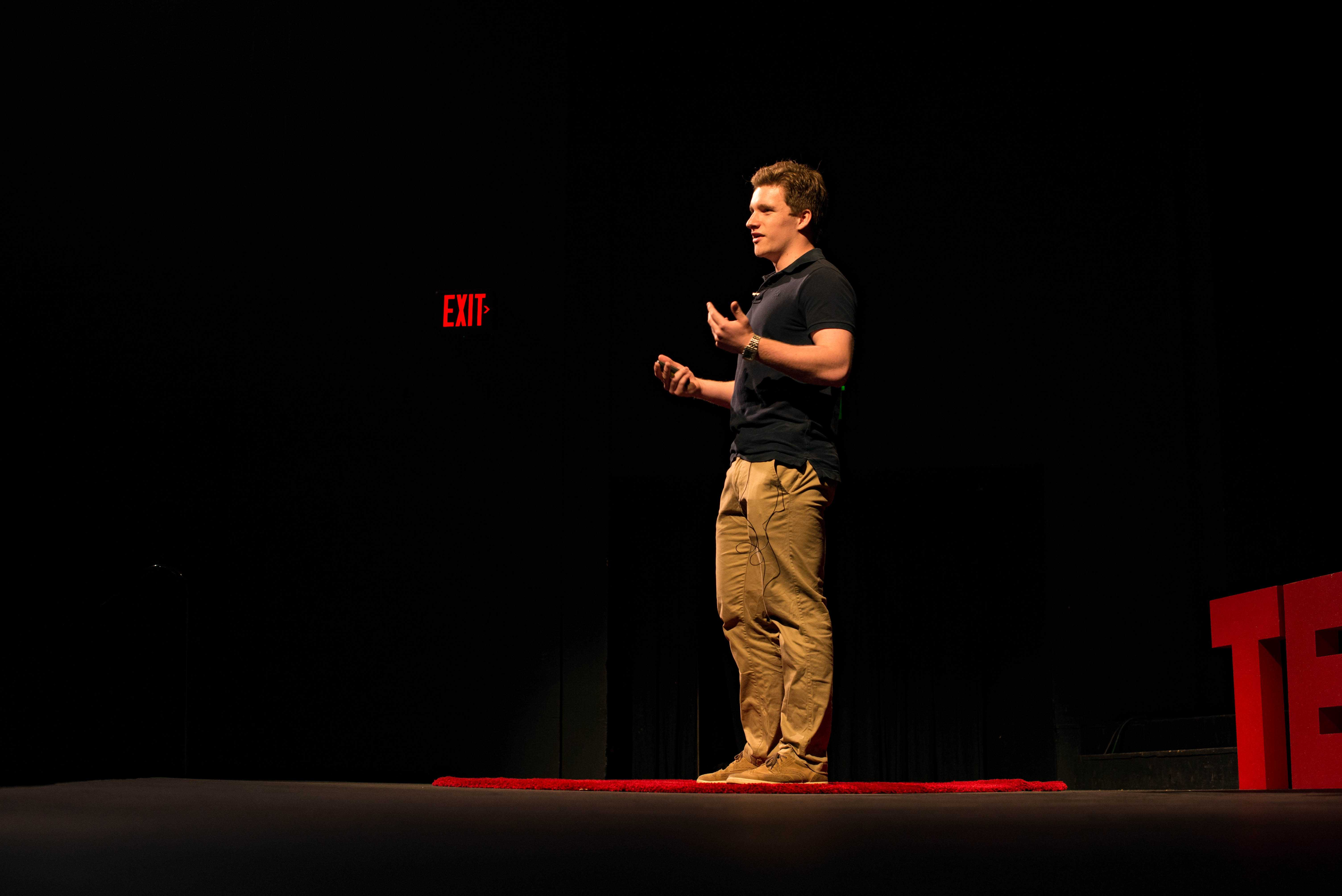 Annual TEDx conference features range of topics, speakers