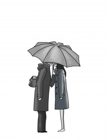 umbrellakiss