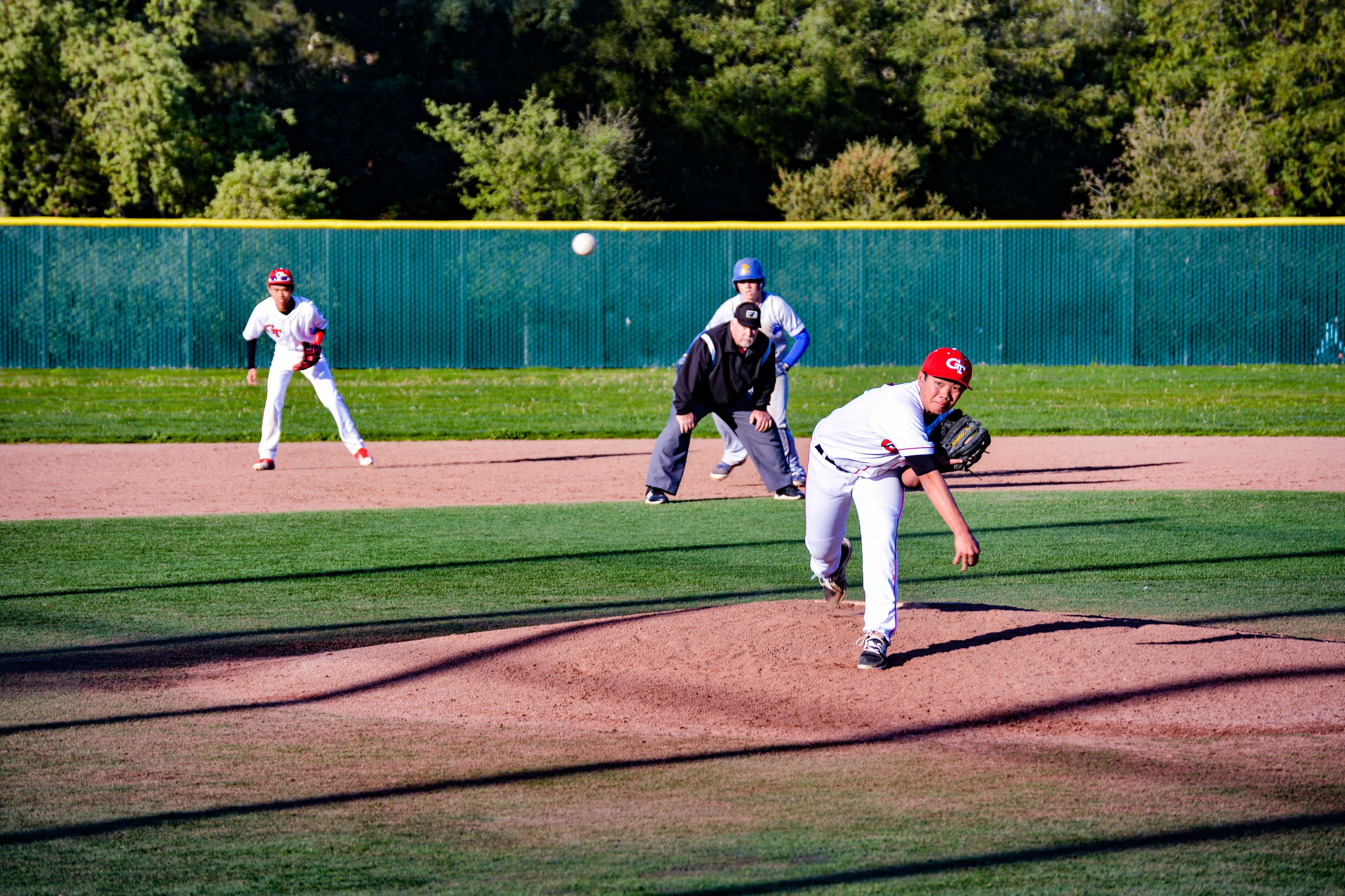 Spring athletes strive for wins: Boys Baseball