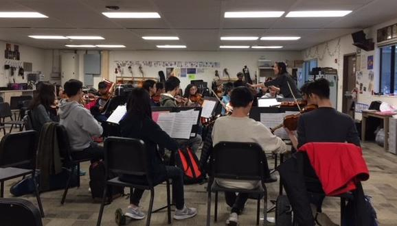 Chamber orchestra, choir to perform at national level