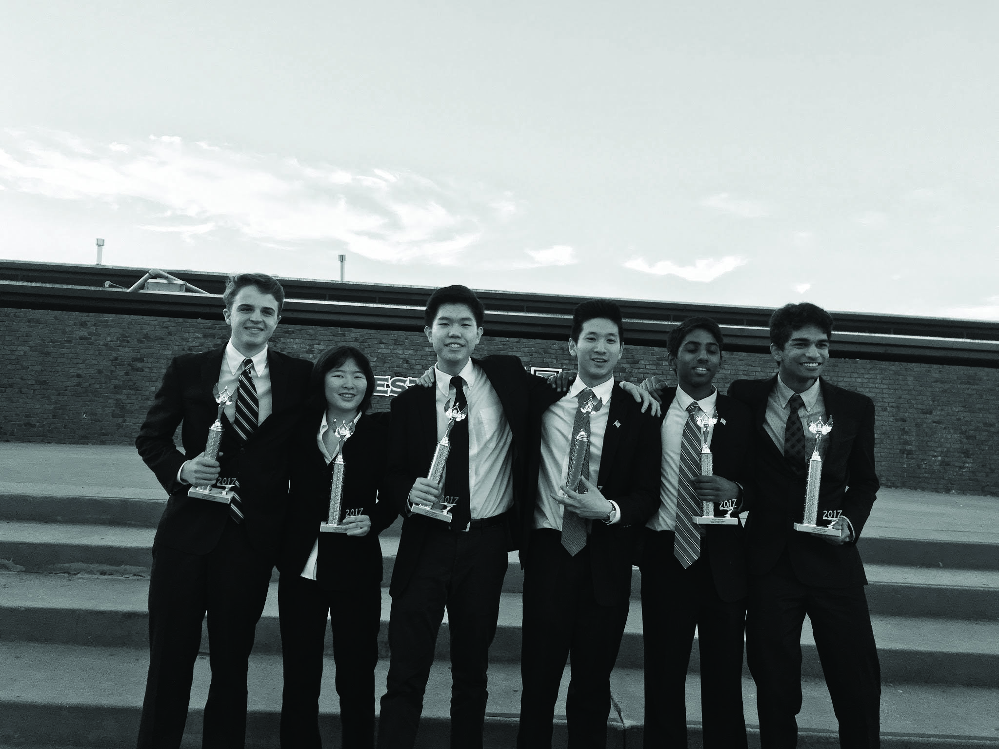Debate team dominates regional, league tournaments