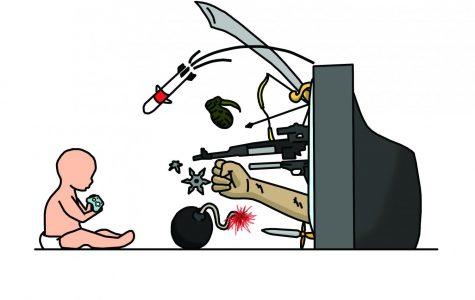 Statistics disprove link between violent video games and violent behavior