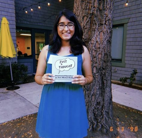 Embracing imperfection: Senior Isha Gupta learns how to ease her anxiety and take time for herself