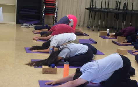 Alternatives to physical education class offered: students enroll in Yoga and Athletic Conditioning